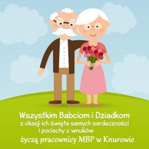 Życzenia z okazji Dnia Babci i Dziadka