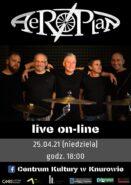 Koncert AEROPLAN online @ Górnicza 1