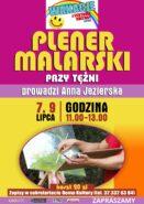 Plener malarski @ Tężnia solankowa