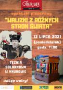 Spektakl plenerowy @ Tężnia solankowa