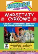 Warsztaty cyrkowe @ Centrum Kultury w Knurowie